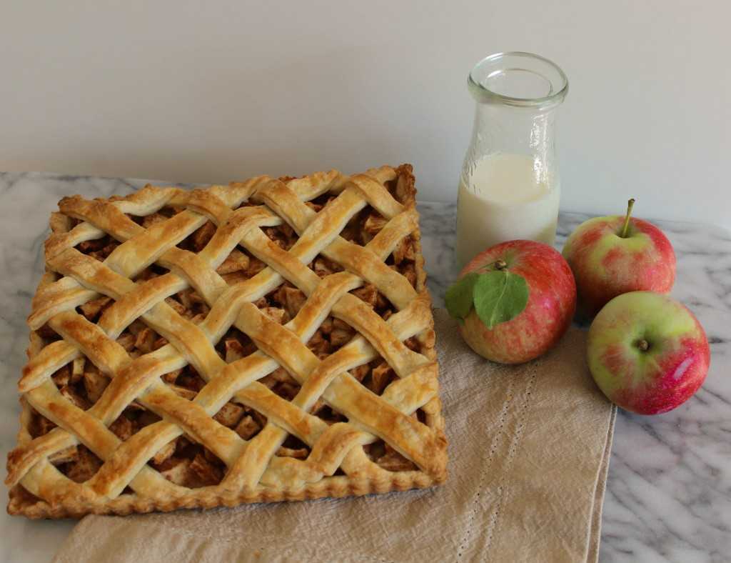 Apple Tart|The Crafting Foodie