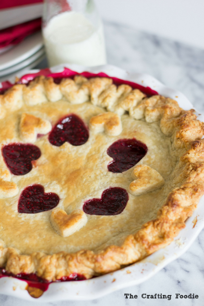 Raspberry PieThe Crafting Foodie