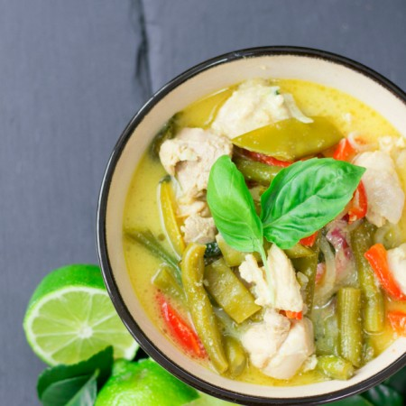Thai Green Curry_The Crafting Foodie