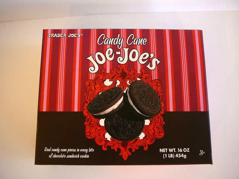 Candy Cane Joe-Joe's