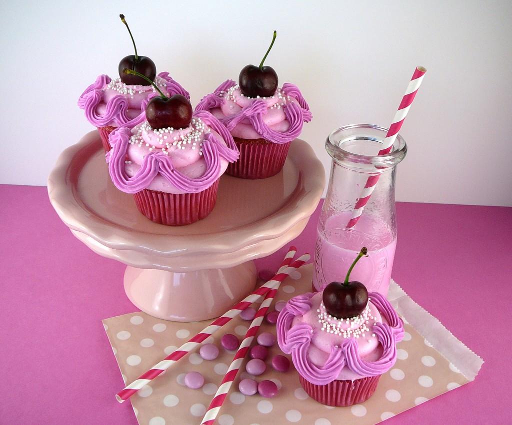 Pinkalicious Cupcakes