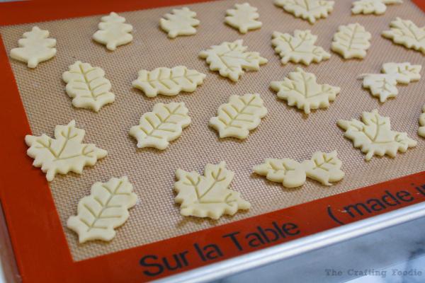 Pie Curst Cookies