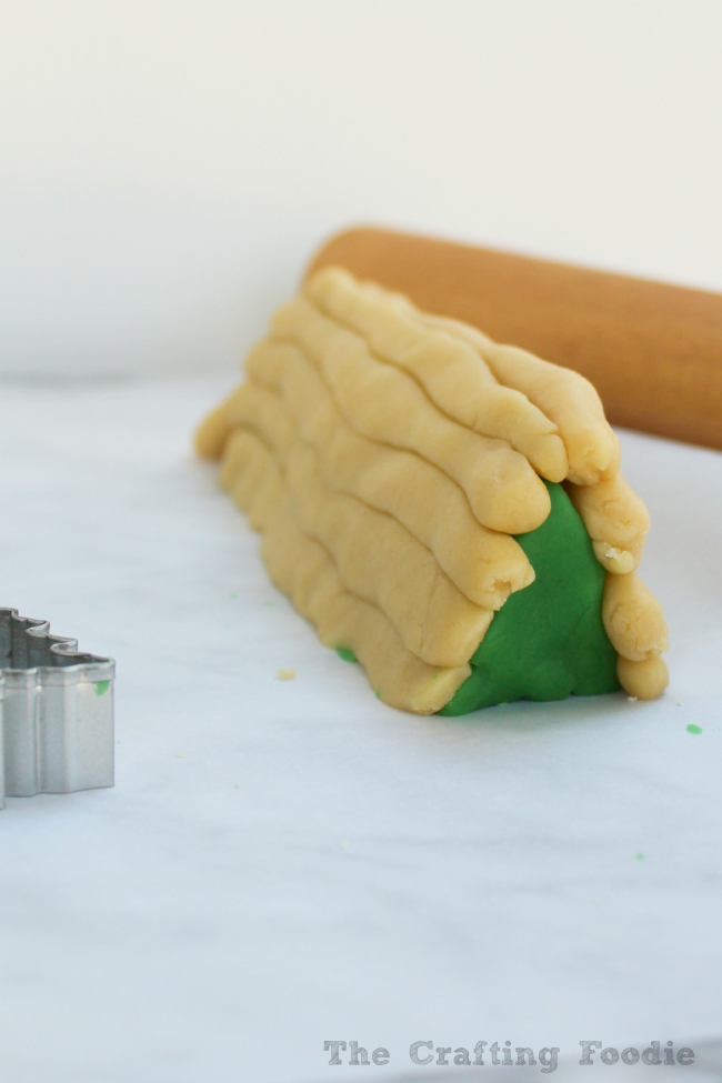 Everygreen Sugar Cookies|The Crafting Foodie